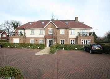 Thumbnail 2 bedroom flat to rent in Woodside Gardens, Marlow, Buckinghamshire