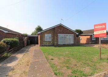 Thumbnail 2 bed detached bungalow for sale in Fritton Close, Ormesby, Great Yarmouth