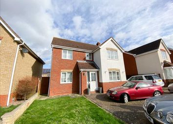 Thumbnail 4 bed detached house for sale in Bentley Road, Ipswich