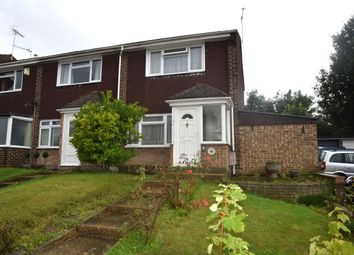 Thumbnail 2 bedroom semi-detached house to rent in Rutland Close, Dartford