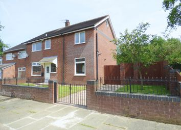 Thumbnail 3 bed mews house for sale in Chisworth Walk, Denton, Manchester