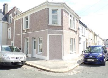 Thumbnail 2 bedroom flat for sale in St Judes, Plymouth, Devon