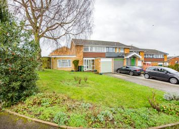 Thumbnail 3 bed end terrace house for sale in Merton Road, Bearsted, Maidstone, Kent