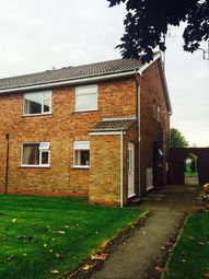 Thumbnail 2 bedroom flat to rent in Greendale Court, Cottingham, East Riding Of Yorkshire