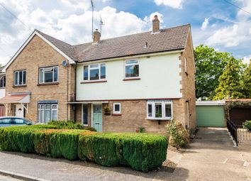 Thumbnail 3 bed semi-detached house for sale in Elruge Close, West Drayton, Middlesex