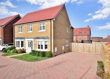 Thumbnail 4 bed detached house for sale in Canterbury Lane, Rainham, Gillingham, Kent