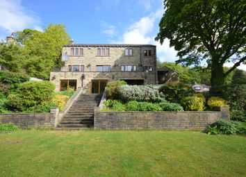 Thumbnail 5 bed detached house for sale in Binns Lane, Holmfirth, Huddersfield