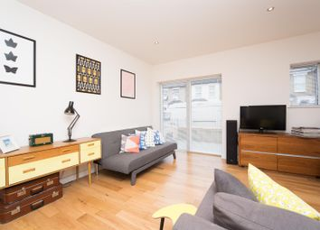 Thumbnail 1 bed flat to rent in Stirling Road, London