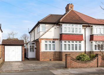 Thumbnail 4 bed semi-detached house for sale in Bourne Vale, Bromley