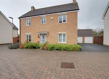 Thumbnail 4 bed detached house to rent in Lotmead, Staverton, Trowbridge