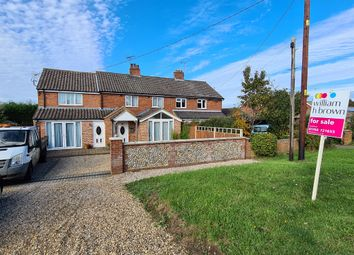 Thumbnail 5 bed semi-detached house for sale in Massingham Road, Weasenham, King's Lynn
