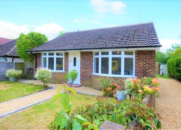 Thumbnail 2 bed detached bungalow to rent in Station Road East, Ash Vale, Aldershot, Hampshire