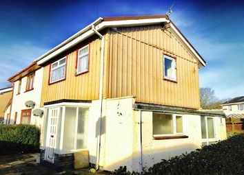 Thumbnail 3 bed semi-detached house to rent in Maescynon, Hirwaun, Aberdare