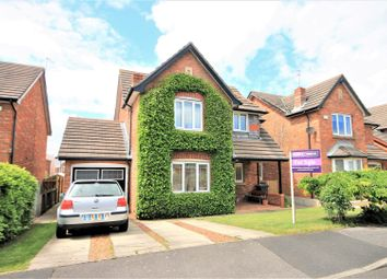 Thumbnail 4 bed detached house for sale in Ashbourne Drive, Durham