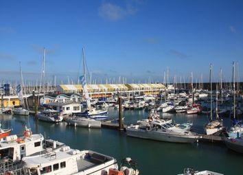 Thumbnail Studio for sale in Eastern Concourse, Brighton Marina Village, Brighton