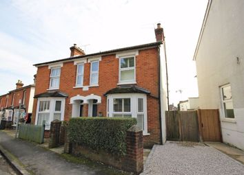 Thumbnail 3 bed semi-detached house for sale in Lower South View, Farnham