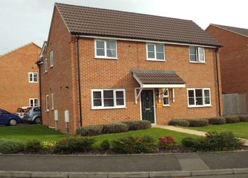 Thumbnail 3 bedroom detached house for sale in Fulbert Road, Pershore