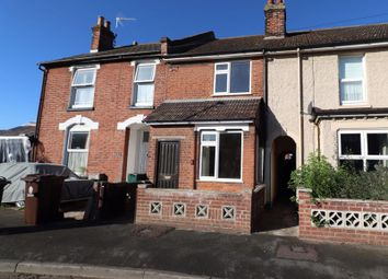 Thumbnail 3 bed terraced house for sale in Station Road, Brightlingsea, Colchester