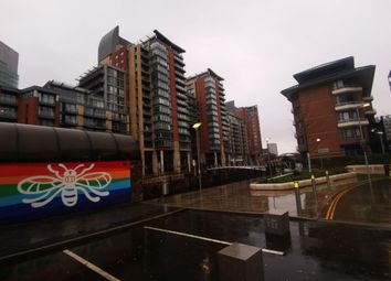 Thumbnail 1 bed flat for sale in Block 6, Leftbank, Manchester