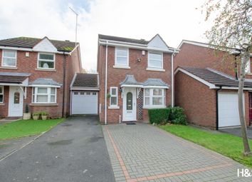 3 bed detached house for sale in Millford Close, Birmingham B28