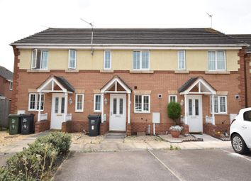 Thumbnail 2 bed town house for sale in Brush Drive, Loughborough