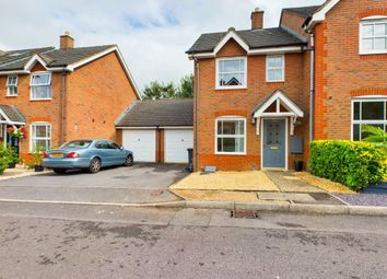 Thumbnail 2 bed semi-detached house to rent in Dickens Lane, Old Basing, Basingstoke