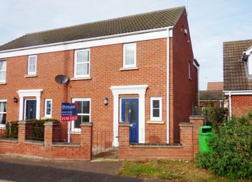 Thumbnail 3 bed property for sale in Norwich Road, Lingwood