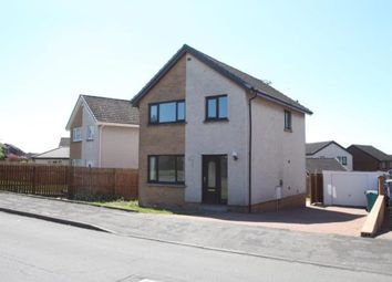 Thumbnail 3 bed detached house for sale in Strathview Road, Bellshill, North Lanarkshire