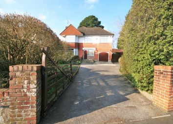 Thumbnail 4 bed detached house for sale in Compton Avenue, Canford Cliffs, Poole