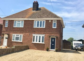 Thumbnail 3 bed semi-detached house for sale in Eleys Lane, Algarkirk