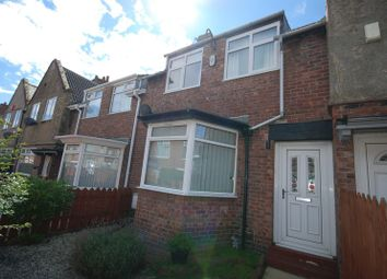 Thumbnail 2 bed terraced house for sale in Ariel Street, Ashington