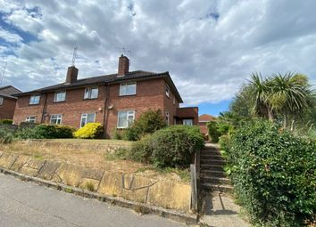 Thumbnail 2 bed flat for sale in Hellesdon Close, Norwich
