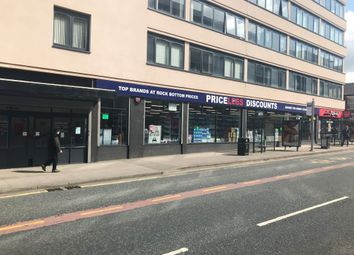 Thumbnail Retail premises for sale in Stockport