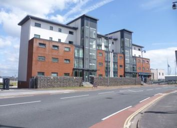 Thumbnail 1 bed flat to rent in Rope Quays, Gosport, Hampshire