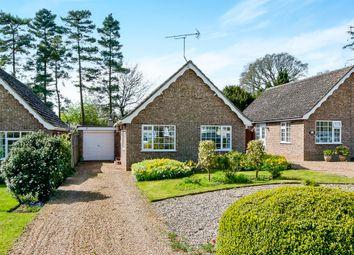 Thumbnail 2 bedroom detached bungalow for sale in Hawthorn Drive, Horringer, Bury St. Edmunds