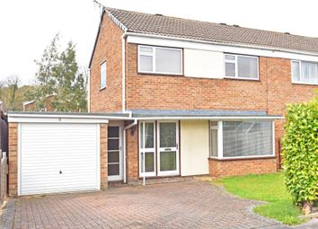 Thumbnail 3 bedroom semi-detached house to rent in Burnside Drive, Harrogate