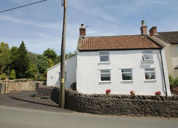 Thumbnail 3 bed detached house for sale in Lodge Hill, Station Road, Westbury Sub Mendip, Wells