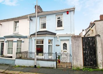 Thumbnail 2 bed semi-detached house for sale in Priory Road, Mannamead, Plymouth