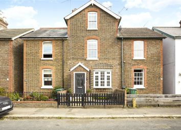 Thumbnail 3 bed terraced house for sale in Priory Road, Reigate, Surrey