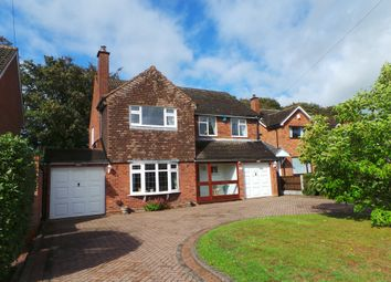 Thumbnail 4 bed detached house for sale in Heath Croft Road, Four Oaks, Sutton Coldfield