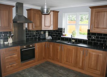 Thumbnail 4 bed detached house to rent in Wordsworth Close, Billingham
