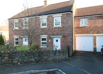 Thumbnail 3 bedroom terraced house for sale in Silure View, Usk