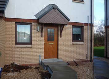 Thumbnail 2 bedroom flat to rent in Finglen Crescent, Tullibody, Clackmannanshire
