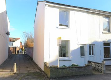 Thumbnail 2 bed end terrace house for sale in Russell Street, Gosport