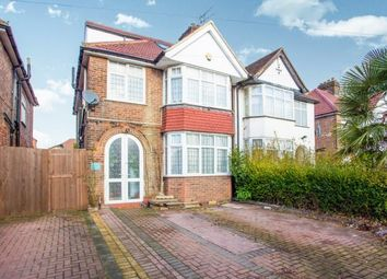 Thumbnail 5 bedroom semi-detached house for sale in Silkfield Road, London