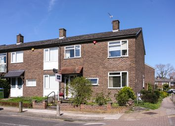 Thumbnail 3 bedroom end terrace house for sale in Medebourne Close, London