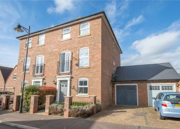 Thumbnail 3 bed link-detached house for sale in Newell Road, Forest Hall Park, Stansted, Essex