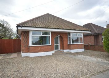 Thumbnail 5 bedroom detached bungalow for sale in Hillcrest Road, Thorpe St Andrew, Norwich