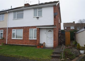 Thumbnail 2 bed maisonette for sale in Combe Close, Leicester