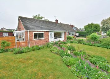 Thumbnail 3 bedroom detached bungalow for sale in Merleswen, Dunholme, Lincoln